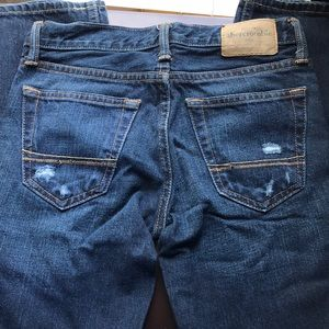 abercrombie kids Bottoms - Boys Abercrombie and Fitch jeans